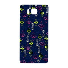 Vintage Unique Pattern Samsung Galaxy Alpha Hardshell Back Case