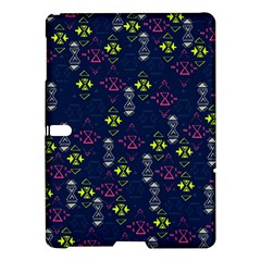 Vintage Unique Pattern Samsung Galaxy Tab S (10.5 ) Hardshell Case