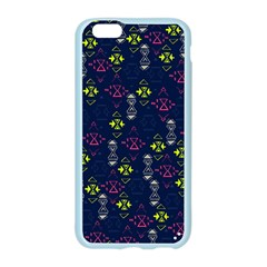 Vintage Unique Pattern Apple Seamless iPhone 6/6S Case (Color)
