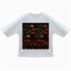 Traditional Art Ethnic Pattern Infant/Toddler T-Shirts