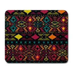 Traditional Art Ethnic Pattern Large Mousepads