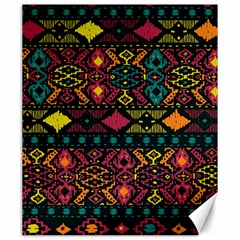 Traditional Art Ethnic Pattern Canvas 20  x 24
