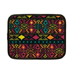 Traditional Art Ethnic Pattern Netbook Case (Small)
