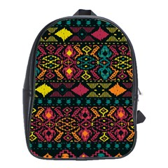 Traditional Art Ethnic Pattern School Bags(large)