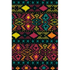 Traditional Art Ethnic Pattern 5 5  X 8 5  Notebooks