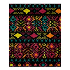 Traditional Art Ethnic Pattern Shower Curtain 60  x 72  (Medium)
