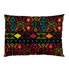 Traditional Art Ethnic Pattern Pillow Case (Two Sides)
