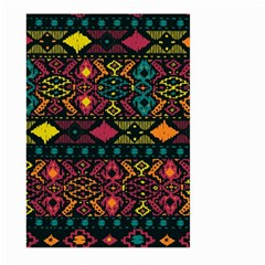 Traditional Art Ethnic Pattern Large Garden Flag (Two Sides)
