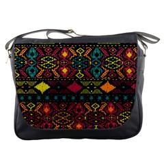 Traditional Art Ethnic Pattern Messenger Bags