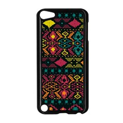Traditional Art Ethnic Pattern Apple iPod Touch 5 Case (Black)