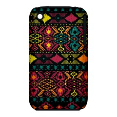 Traditional Art Ethnic Pattern iPhone 3S/3GS
