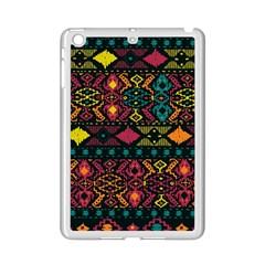 Traditional Art Ethnic Pattern Ipad Mini 2 Enamel Coated Cases