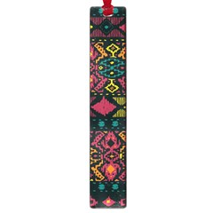 Traditional Art Ethnic Pattern Large Book Marks