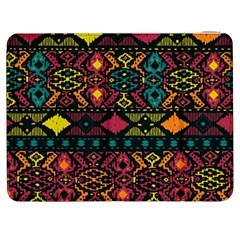 Traditional Art Ethnic Pattern Samsung Galaxy Tab 7  P1000 Flip Case