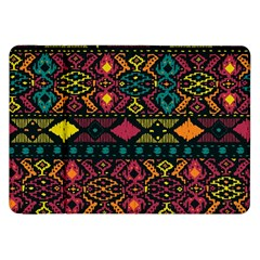 Traditional Art Ethnic Pattern Samsung Galaxy Tab 8 9  P7300 Flip Case