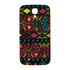 Traditional Art Ethnic Pattern Samsung Galaxy S4 I9500/I9505  Hardshell Back Case