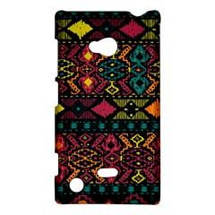 Traditional Art Ethnic Pattern Nokia Lumia 720