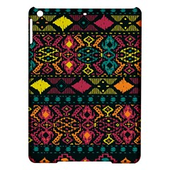 Traditional Art Ethnic Pattern iPad Air Hardshell Cases