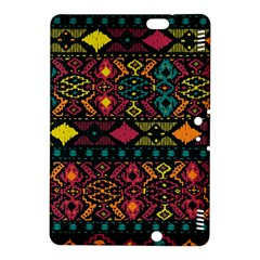 Traditional Art Ethnic Pattern Kindle Fire HDX 8.9  Hardshell Case