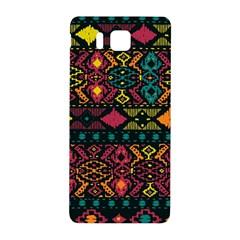 Traditional Art Ethnic Pattern Samsung Galaxy Alpha Hardshell Back Case
