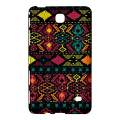 Traditional Art Ethnic Pattern Samsung Galaxy Tab 4 (7 ) Hardshell Case