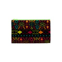 Traditional Art Ethnic Pattern Cosmetic Bag (xs)