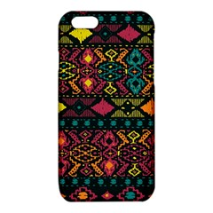 Traditional Art Ethnic Pattern iPhone 6/6S TPU Case