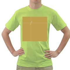 Brown Paper Packages Green T-Shirt