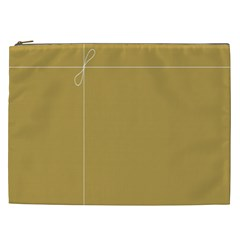 Brown Paper Packages Cosmetic Bag (XXL)
