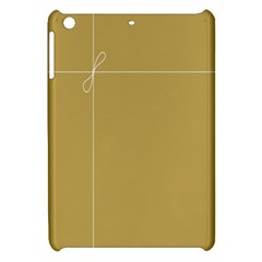 Brown Paper Packages Apple iPad Mini Hardshell Case