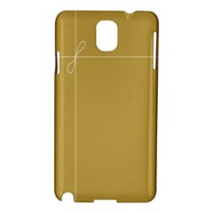 Brown Paper Packages Samsung Galaxy Note 3 N9005 Hardshell Case