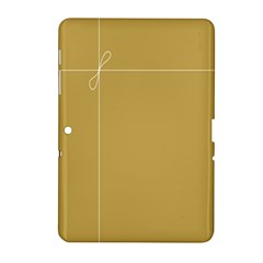 Brown Paper Packages Samsung Galaxy Tab 2 (10.1 ) P5100 Hardshell Case