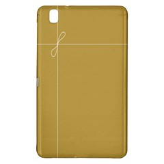 Brown Paper Packages Samsung Galaxy Tab Pro 8.4 Hardshell Case