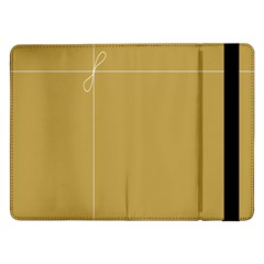 Brown Paper Packages Samsung Galaxy Tab Pro 12.2  Flip Case