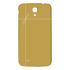 Brown Paper Packages Samsung Galaxy Mega I9200 Hardshell Back Case