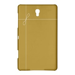 Brown Paper Packages Samsung Galaxy Tab S (8.4 ) Hardshell Case