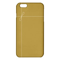 Brown Paper Packages iPhone 6 Plus/6S Plus TPU Case