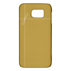 Brown Paper Packages Galaxy S6