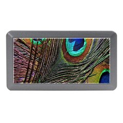 Peacock Feathers Memory Card Reader (Mini)