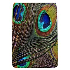 Peacock Feathers Flap Covers (L)