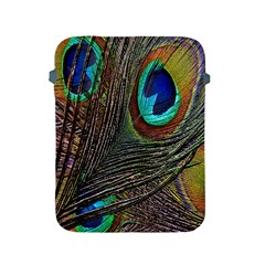 Peacock Feathers Apple iPad 2/3/4 Protective Soft Cases