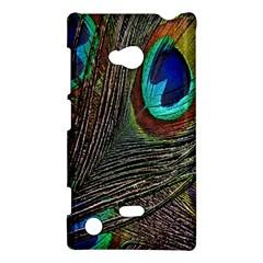 Peacock Feathers Nokia Lumia 720