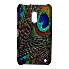 Peacock Feathers Nokia Lumia 620