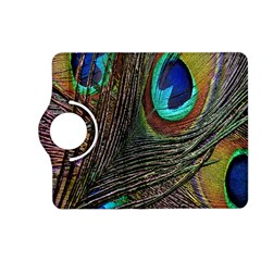 Peacock Feathers Kindle Fire Hd (2013) Flip 360 Case