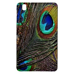 Peacock Feathers Samsung Galaxy Tab Pro 8.4 Hardshell Case