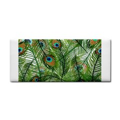Peacock Feathers Pattern Cosmetic Storage Cases