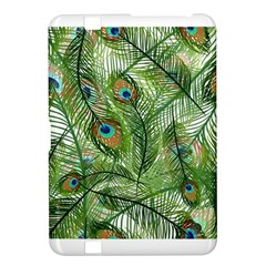 Peacock Feathers Pattern Kindle Fire HD 8.9