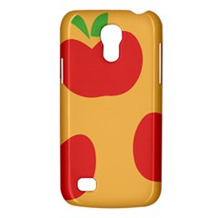 Apple Fruit Red Orange Galaxy S4 Mini