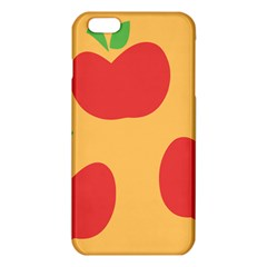 Apple Fruit Red Orange iPhone 6 Plus/6S Plus TPU Case