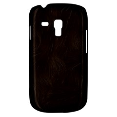 Bear Skin Animal Texture Brown Galaxy S3 Mini
